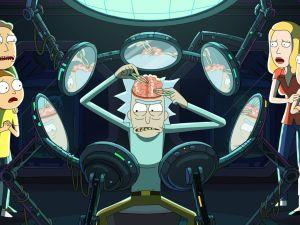 Rick And Morty Season 5 Netflix HBO Max YouTube
