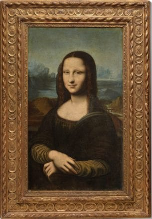A 'Mona Lisa' Replica Beloved by Collector Raymond Hekking is Going Up for Auction