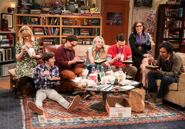 CBS The Big Bang Theory FCC Complaints