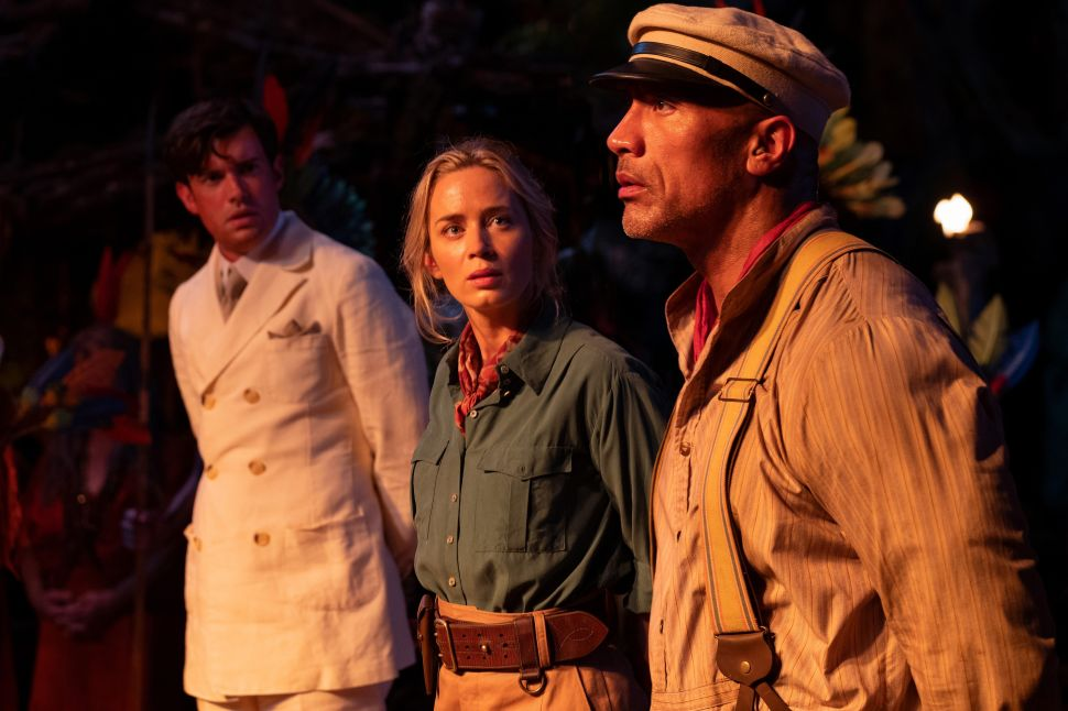 'Jungle Cruise' Is a Waste of Time, Money, Paul Giamatti and Scenes From Better Movies