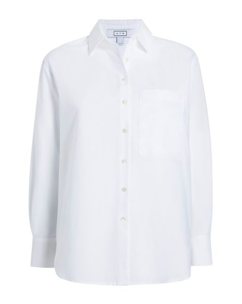 The Classic White Button-Down Shirts That Are Anything But Basic 7