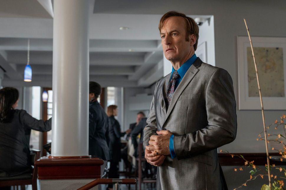Bob Odenkirk in Stable Condition After Heart Attack, 'Better Call Saul' Production Paused