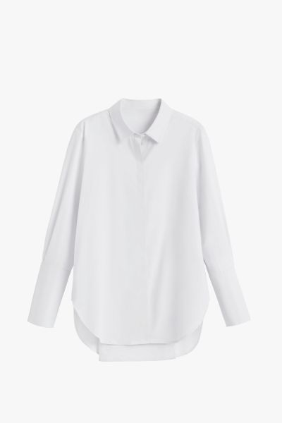 The Classic White Button-Down Shirts That Are Anything But Basic 13