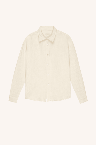 The Classic White Button-Down Shirts That Are Anything But Basic 8