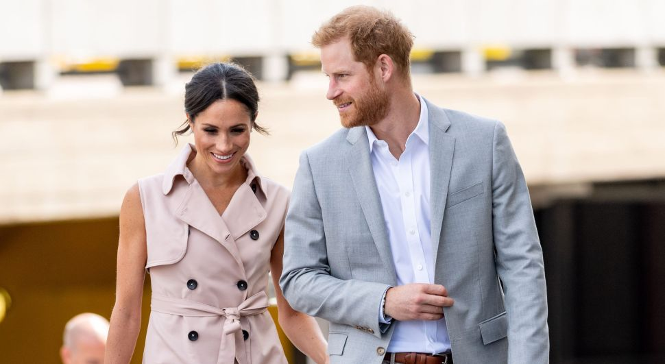 Why Prince Harry and Meghan Want Lili Christened at Windsor Castle