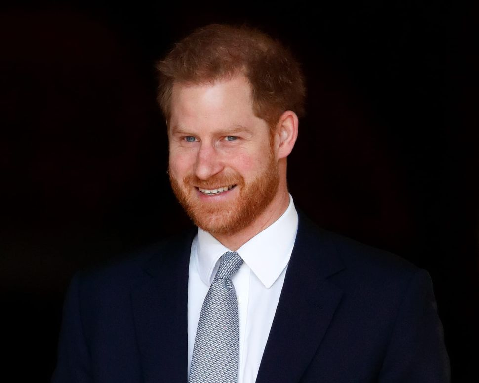 Prince Harry Is Writing an Intimate Memoir About Royal Life