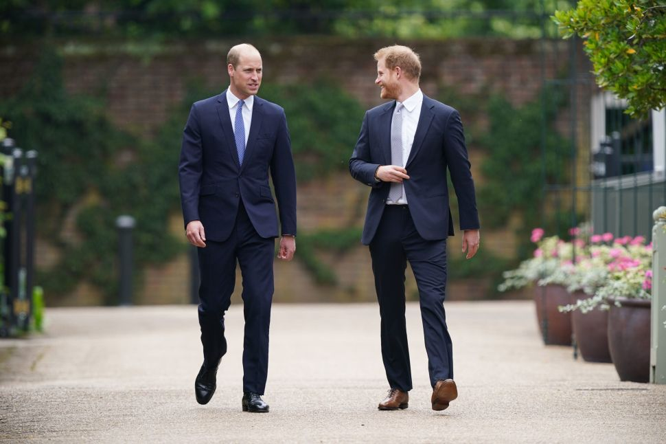Prince William and Prince Harry Are Ready to Move on From Their Rift