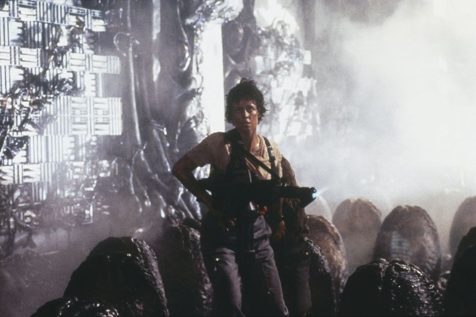 35 Years Later, Watch 'Aliens' From the Aliens' Point of View