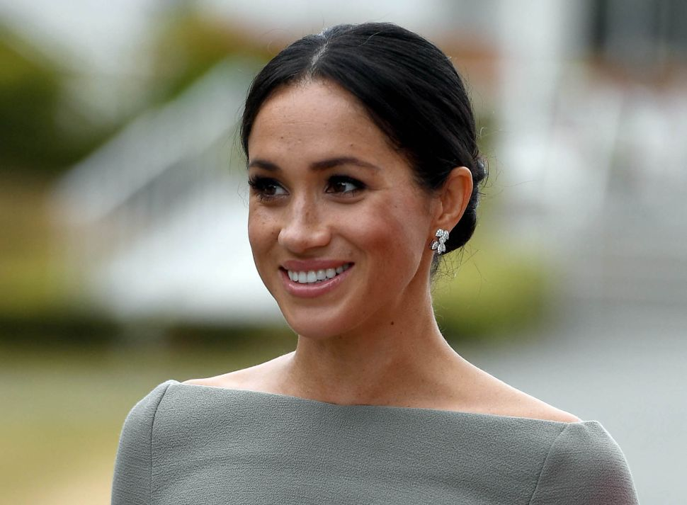 Meghan Markle Is Creating an Animated Children's Series Inspired by Influential Women