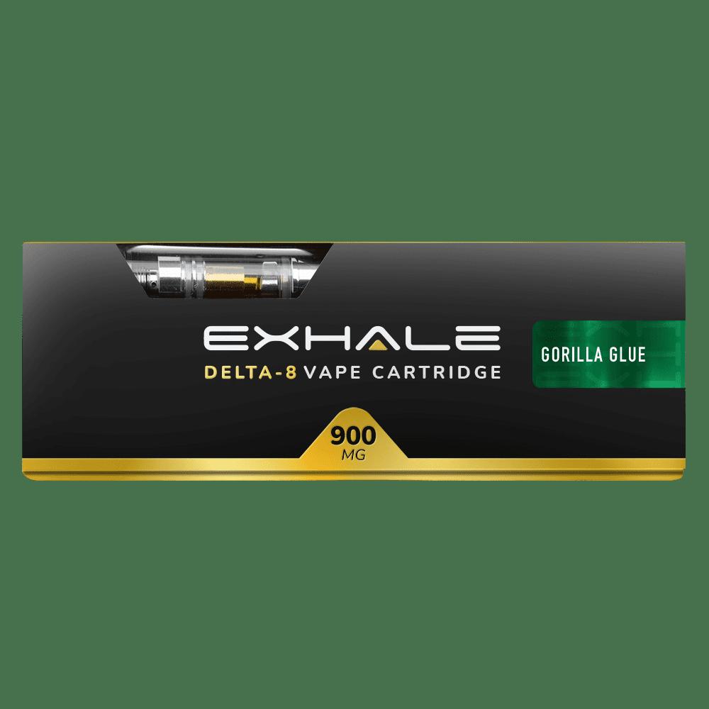 Exhale Delta-8 Carts