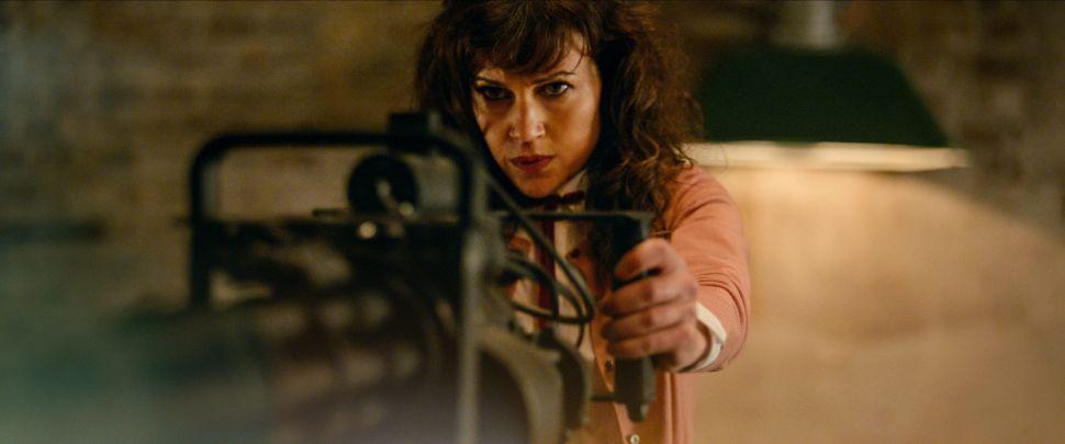 Gunpowder Milkshake: Carla Gugino Wants to Do a Sequel or Prequel