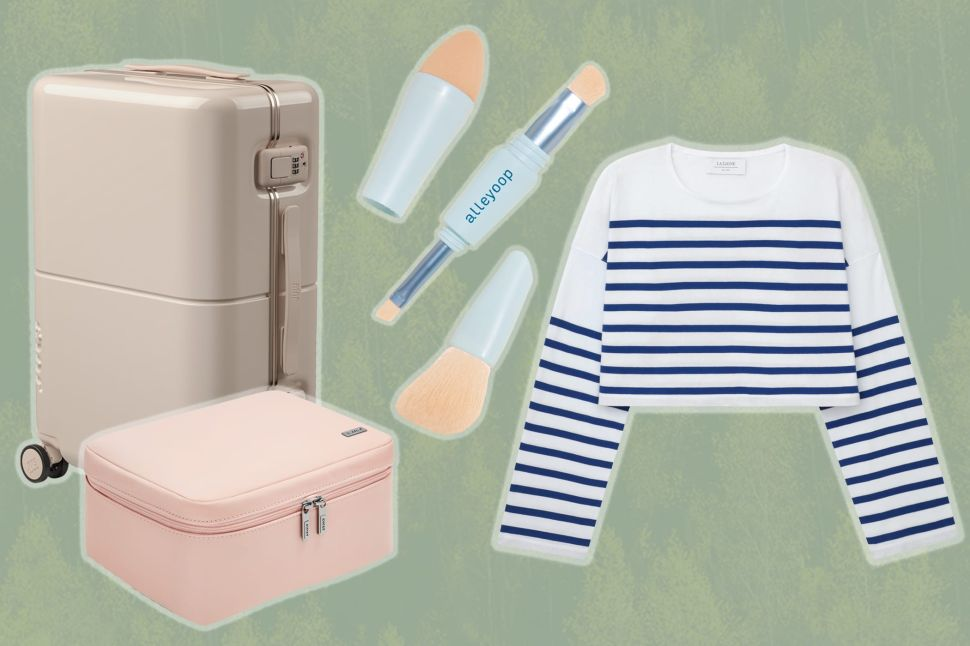 Jet Set: How to Simplify Your Packing Routine