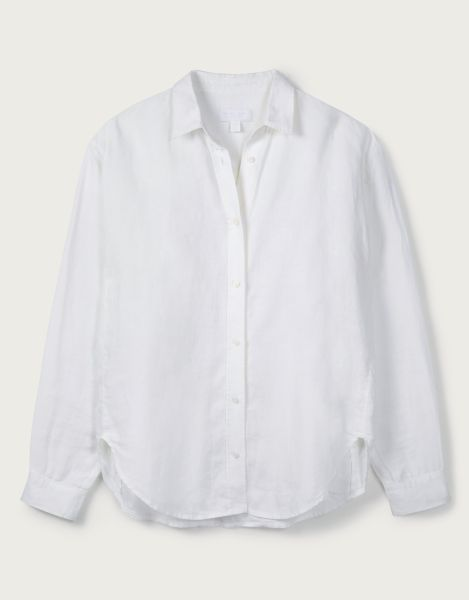 The Classic White Button-Down Shirts That Are Anything But Basic 9