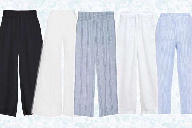 Best Linen Pants for Women 2021: Stylish Linen Trousers for Summer