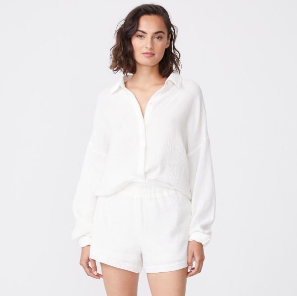 The Classic White Button-Down Shirts That Are Anything But Basic 12