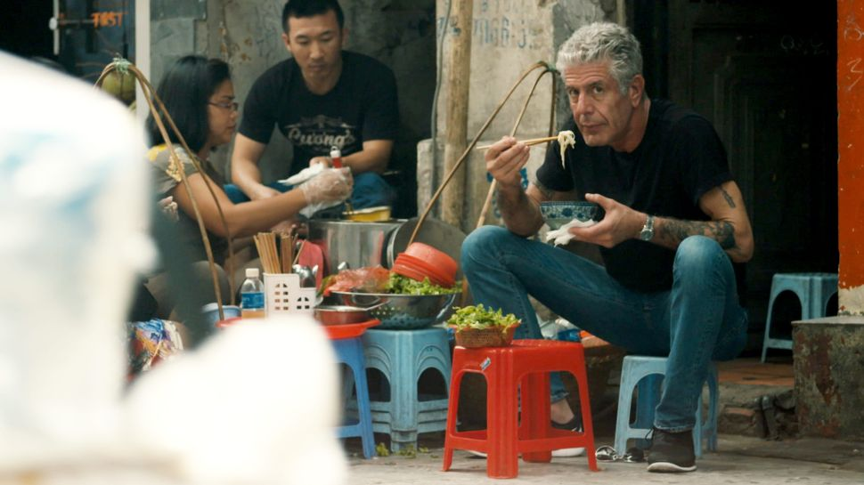Inside the Hurt and Humanism of Anthony Bourdain Doc 'Roadrunner'