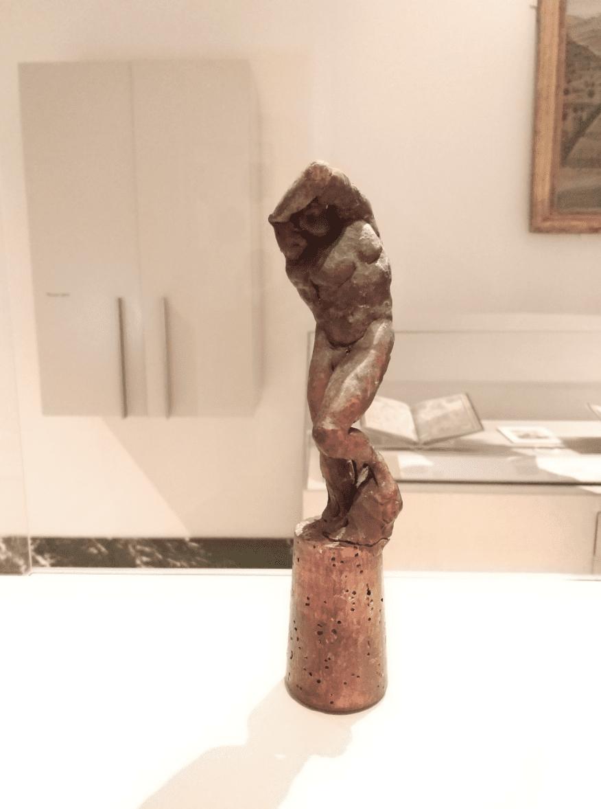 A Small Wax Sculpture by Michelangelo May Bear the Artist's Fingerprint