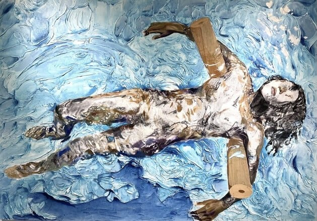 Khari Turner's 'Breathing Water to Air' Is an Impressive Debut at Ross-Sutton Gallery
