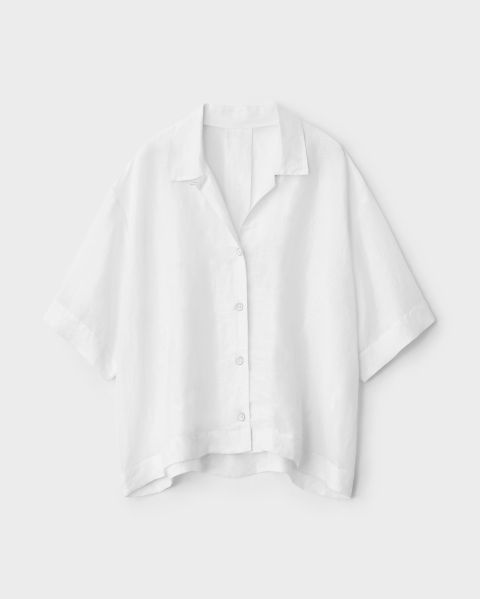 The Classic White Button-Down Shirts That Are Anything But Basic 4