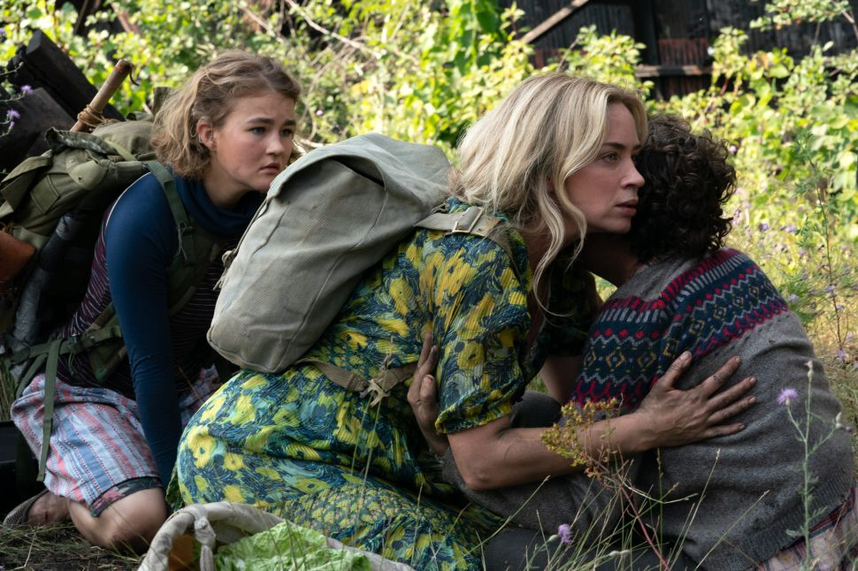 'A Quiet Place Part II' Isn't Leaving Theaters, But You Can Now Watch at Home