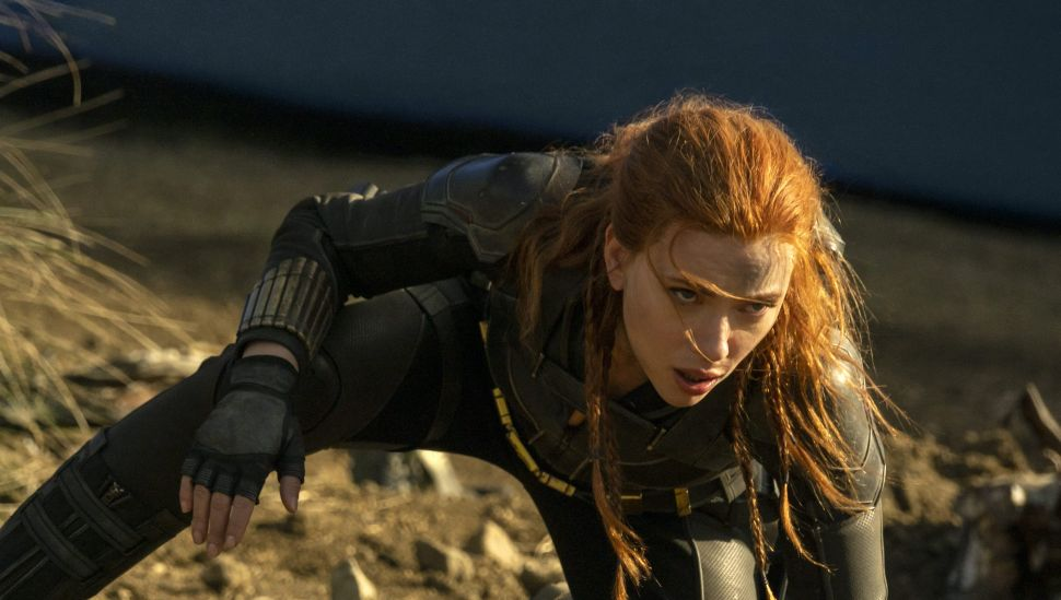 Marvel's 'Black Widow' Sets a New Pandemic Box Office Record