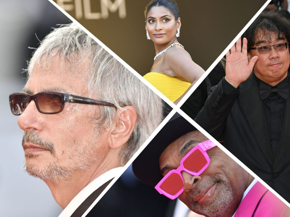 On the Ground at Cannes 2021, Where Spitting and Stars Reign