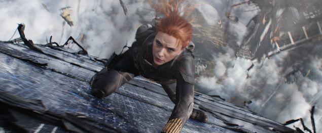 Marvel Black Widow Box Office Disney + Premier Access Explained