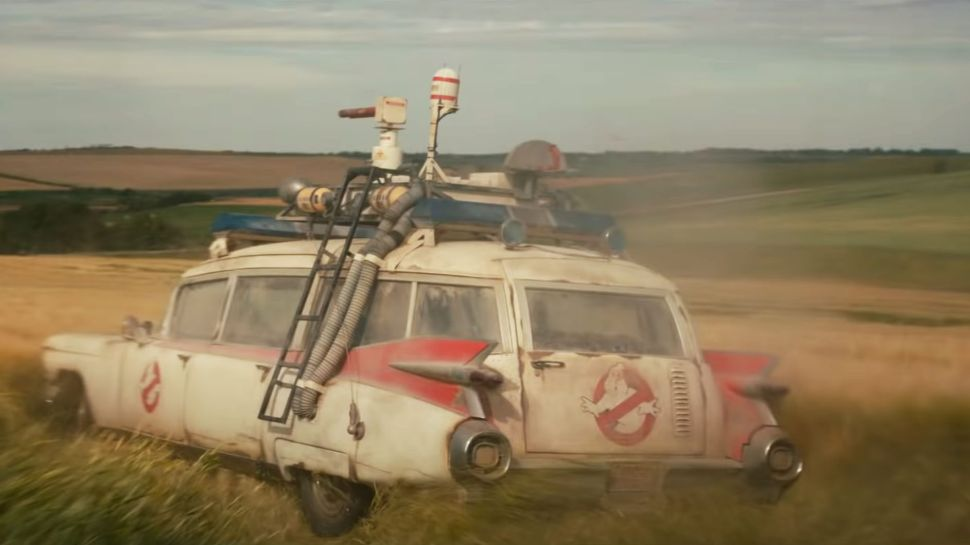 Drop Everything, Venkman, We Got a New 'Ghostbusters: Afterlife' Trailer