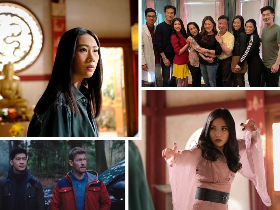 The Cast and Showrunners of 'Kung Fu' Recap Season 1's Finale and Preview Season 2 in a Roundtable Chat