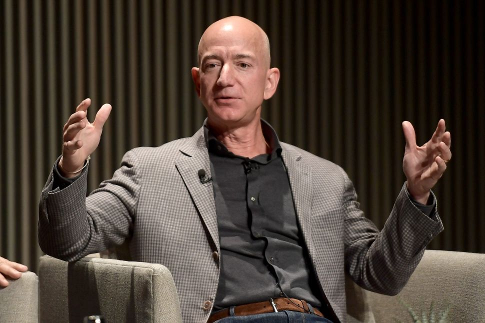 Jeff Bezos Paid $23 Million for Yet Another Fifth Avenue Apartment