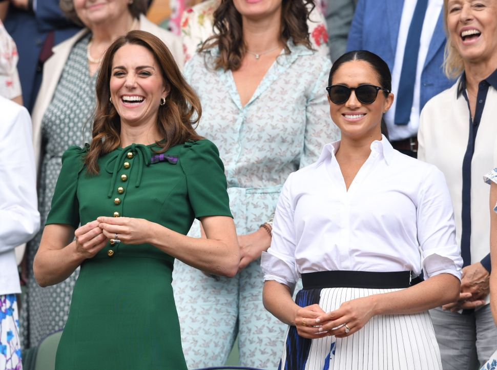 Meghan Markle Wants to Work With Kate Middleton on a Special Netflix Project