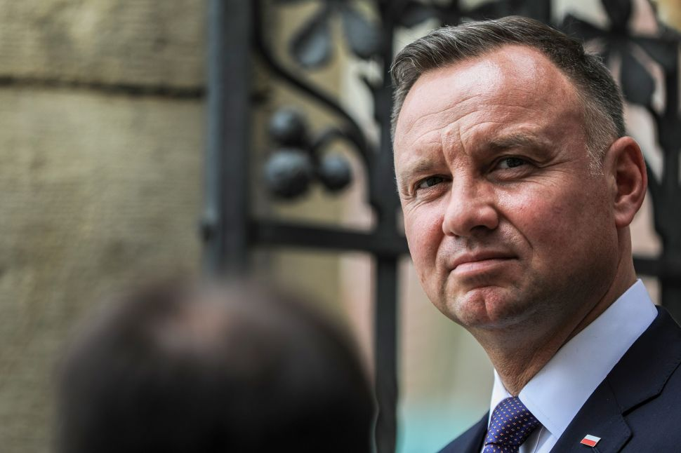Poland's President Is Making the Restitution of Nazi-Looted Objects More Difficult