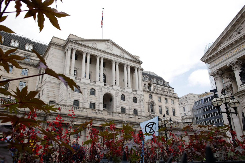 The Bank of England Has Taken Down Artwork of Governors Connected to the Slave Trade