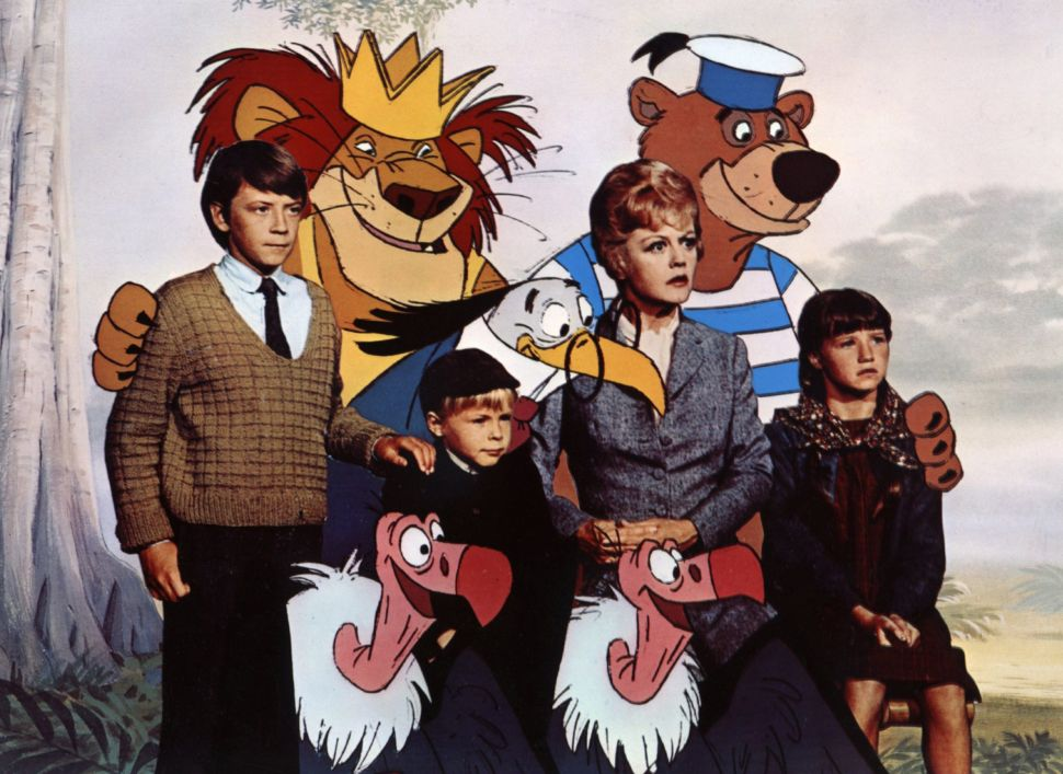 The Anti-Fascist 'Bedknobs and Broomsticks' Deserves Its Golden Jubilee