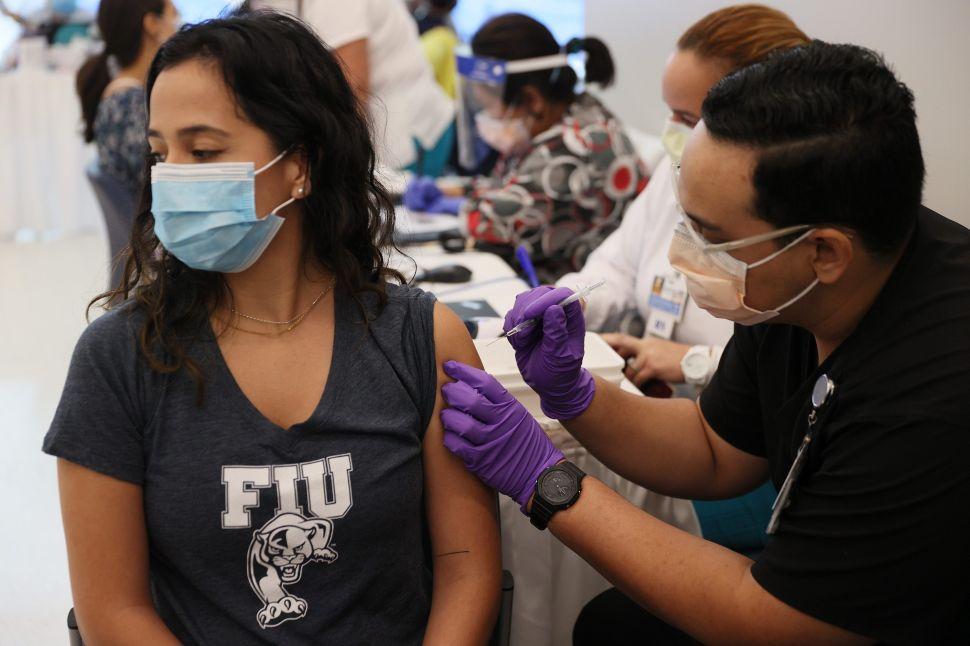 No, Vaccine Mandates Aren't Anything New