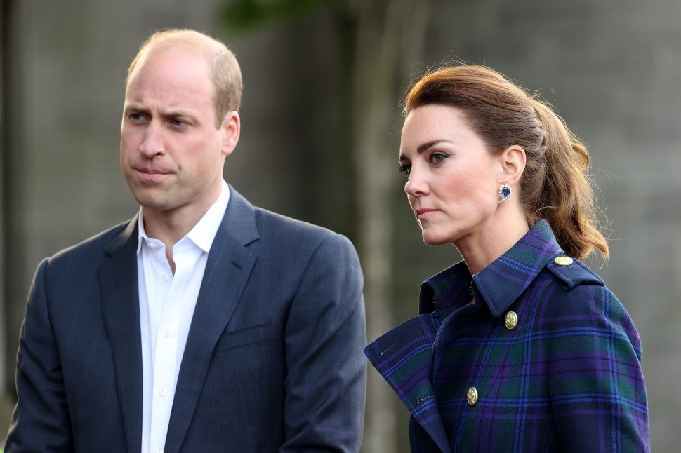 Prince William and Kate Middleton Are Contemplating a Move to Windsor