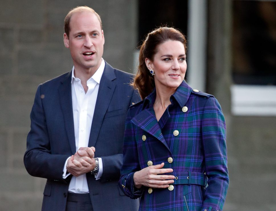 Prince William and Kate Took Their Kids on a Secret Family Vacation to a Familiar Locale