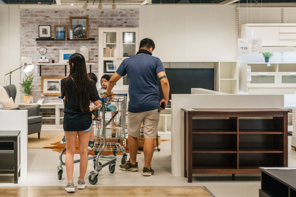 IKEA embraces second-hand: you can now resell used furniture in this location
