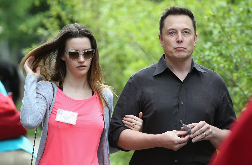 Elon Musk's Mood Is Tied to His Romantic Partner's Hair Color, Tesla Employees Say