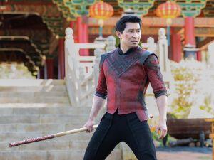 Marvel Shang-Chi Disney+ Box Office
