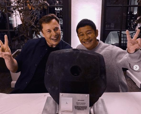Miljardieris, kurš nopirka SpaceX Mēness lidojumu, izvēlas finālistus, lai pievienotos viņam ceļojumā