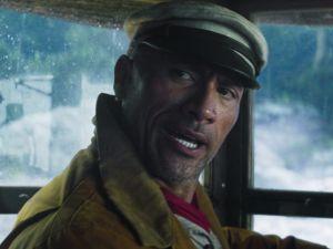 Dwayne Johnson Jungle Cruise Movies