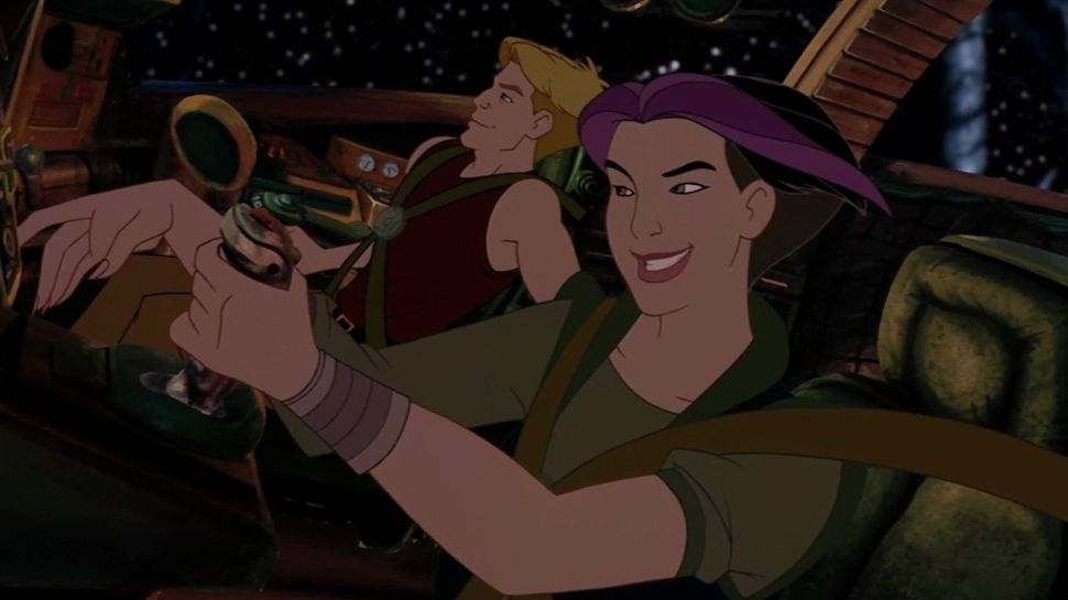 Hey Disney, Give Us a 'Titan A.E.' Live-Action Reboot