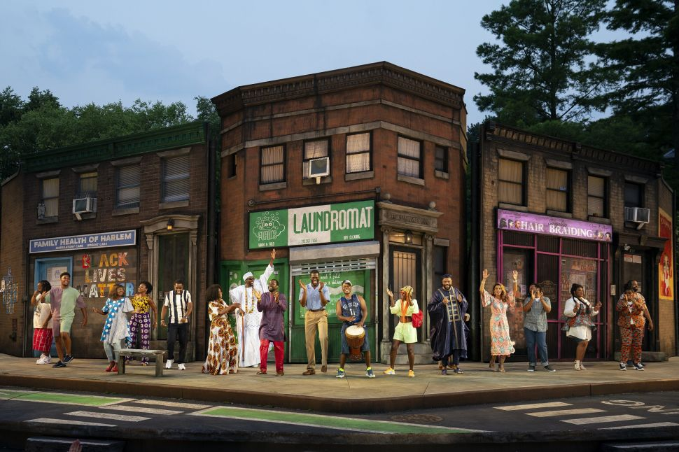 Shakespeare Gets a Harlem Renaissance in 'Merry Wives'