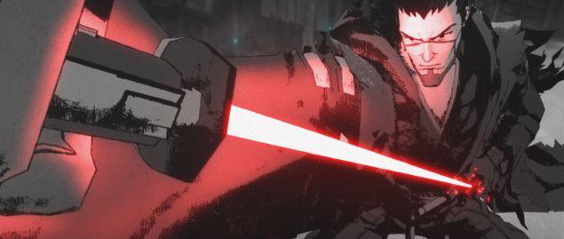 Star Wars: Visions Lucasfilm Disney+ Episodes