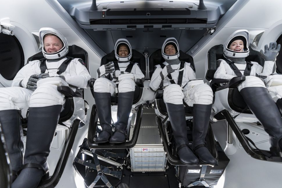 How to Watch SpaceX's Inspiration4 All-Civilian Mission Tomorrow