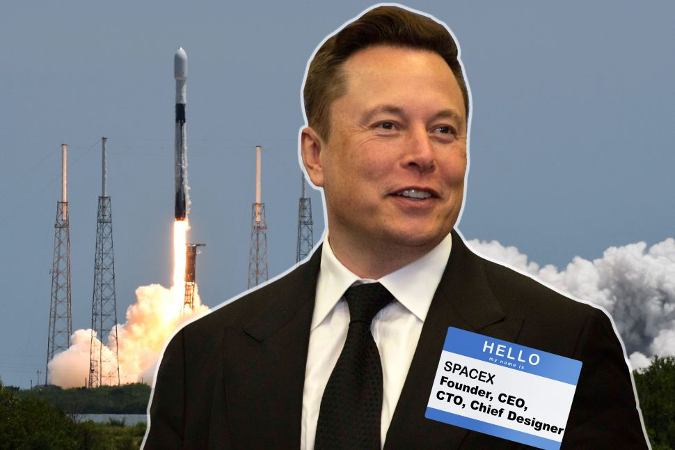 Is Elon Musk a Real Rocket Scientist? His Many Titles at SpaceX Explained.
