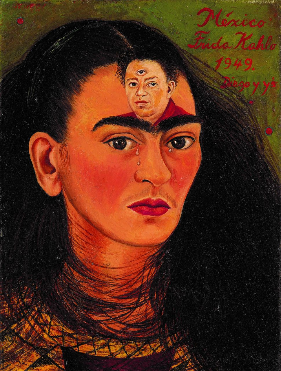 Frida Kahlo's Final Self Portrait Will Go Up for Auction This Fall