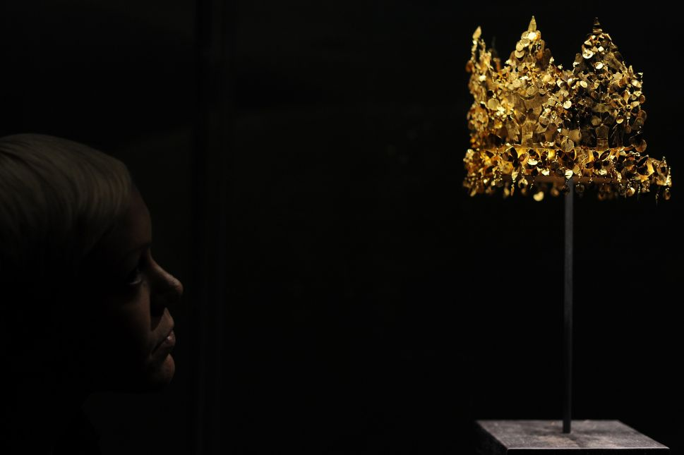 Taliban reportedly looking for Bactrian treasure from Afghanistan