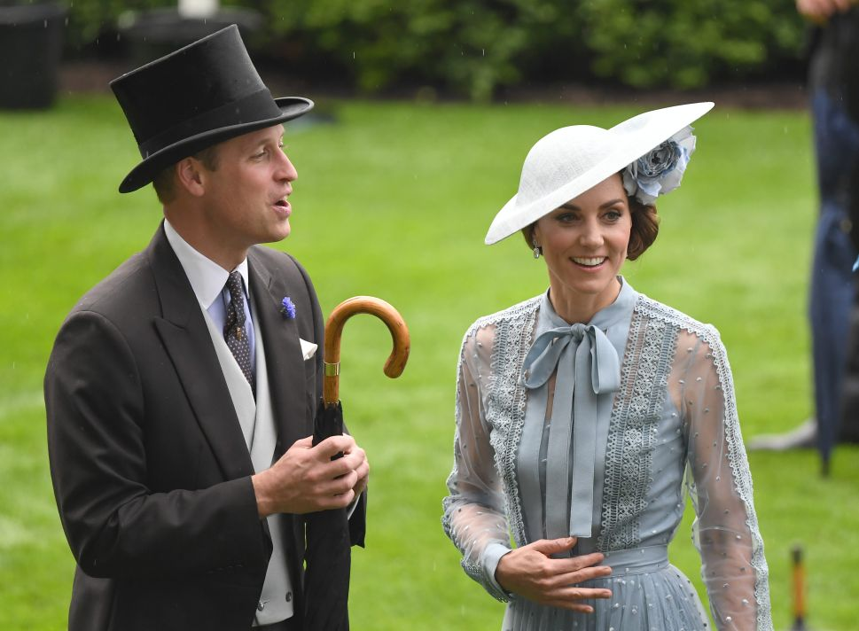 Prince William and Kate Middleton Traveled to France for a Special Family Occasion